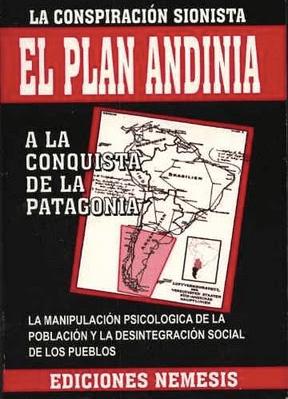 La teoría de la conspiración del Plan Andinia condujo a la hostilidad de la junta hacia los judíos locales.