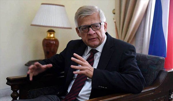 Embajador ruso descarta la posibilidad de una guerra en El Líbano