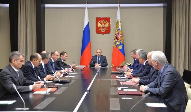 Consejo de Seguridad de Rusia.