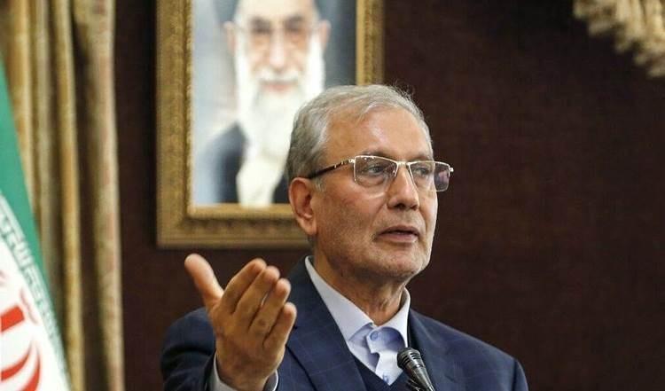 Ali Rabiei, portavoz del gobierno iraní.