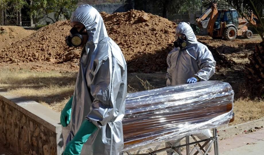 Bolivia: denuncian entierros clandestinos de muertos por pandemia