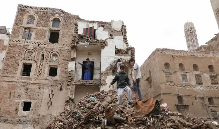 La coalición saudita continúan los ataques indiscriminados contra la población civil yemenita.