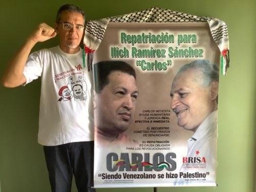 Venezuela: Ilich Ramírez ya lleva 26 años en cárceles francesas