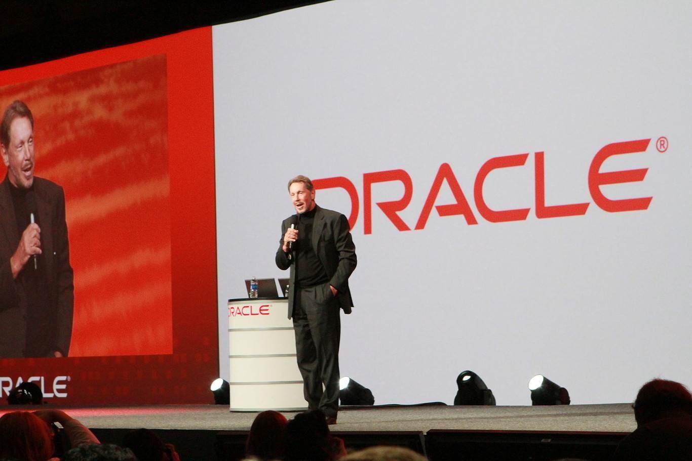 Larry Ellison, CEO de Oracle. (Foto: Xataka)