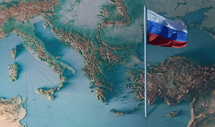 Gas ruso, EE.UU. y Europa en el Mediterráneo Oriental