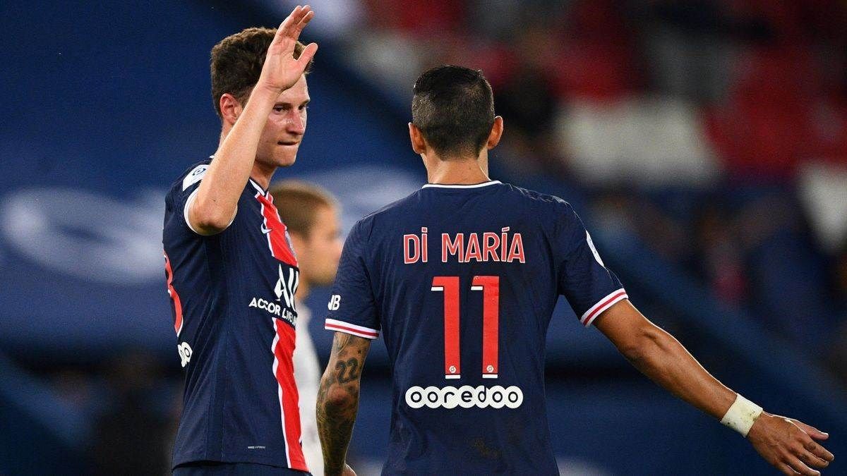 Draxler da in extremis primer triunfo al PSG en fútbol francés