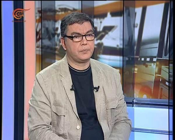 Dr. Habib Fayyad, analista político y profesor universitario, especialista en asuntos políticos de la Resistencia.