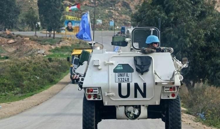Fuerza Provisional de las Naciones Unidas para El Líbano.