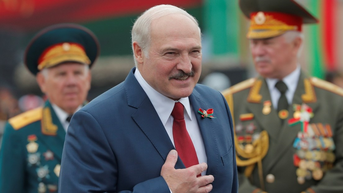 El presidente de Bielorrusia, Alexánder Lukashenko.