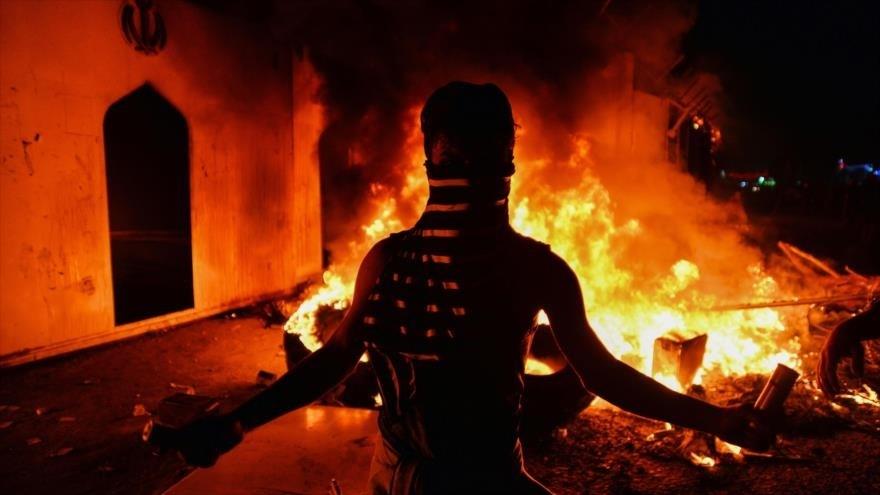 Hizbullah iraquí: La CIA está implicada en el ataque a civiles en Bagdad.
