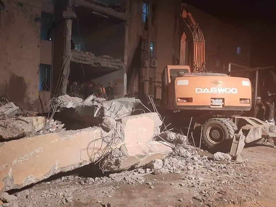 Reportan agresión israelí contra la ciudad siria de Deir Ezzor y el municipio de Bukamal