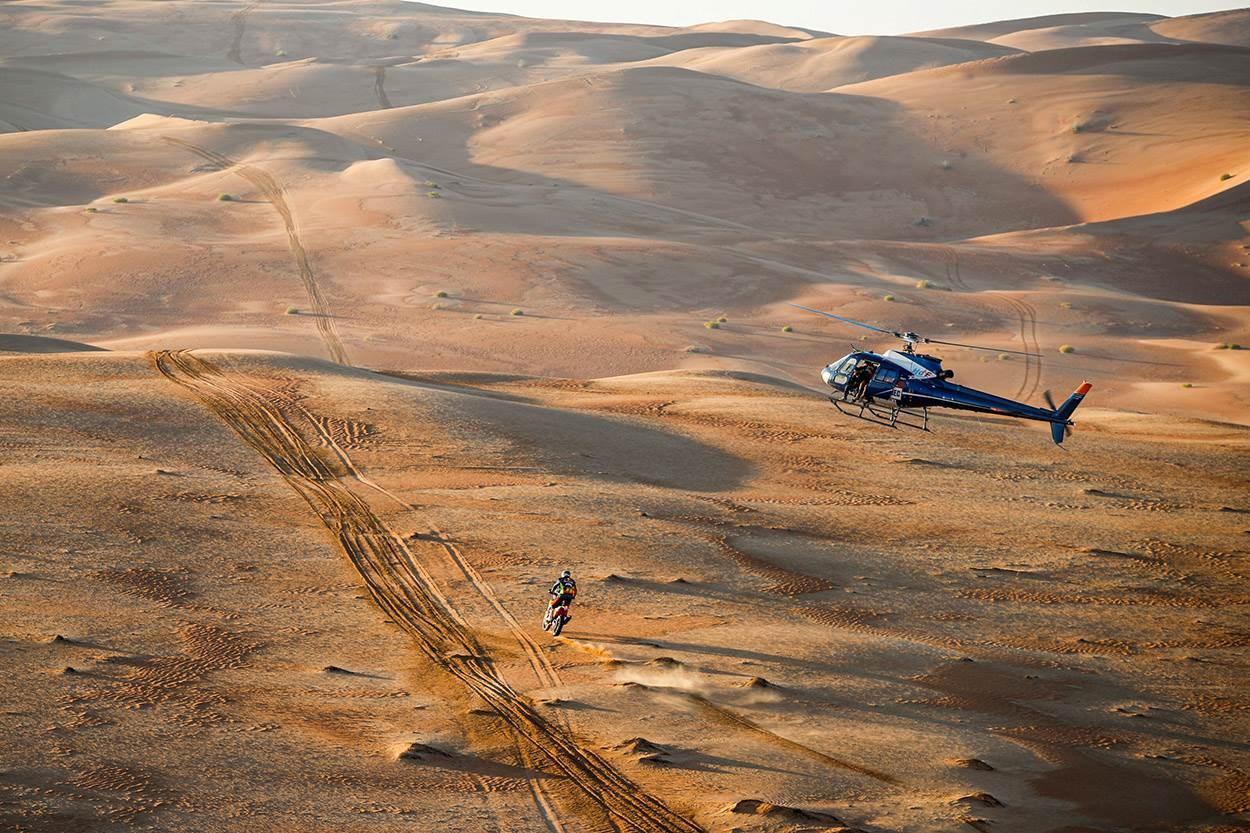 Latinos por conservar liderazgo en Rally Dakar 2021