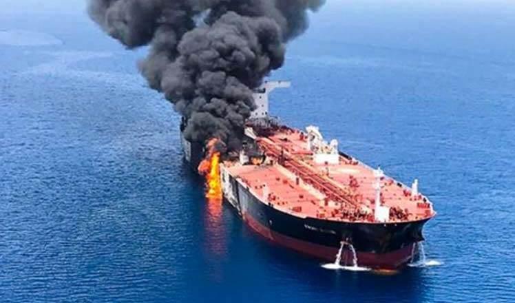 Siria denuncia ataques contra petroleros dirigidos al país.