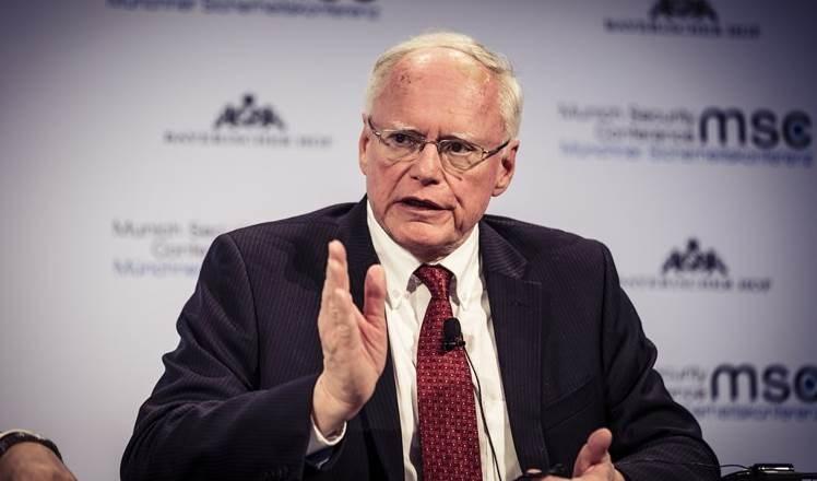 James Jeffrey, exenviado especial de EE.UU. para Siria.