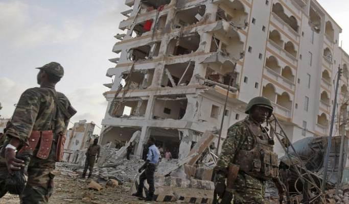 Fuerzas africanas ultiman en Somalia a 189 elementos radicales.