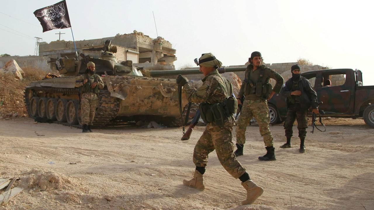 Aumentan enfrentamientos en norte de Siria