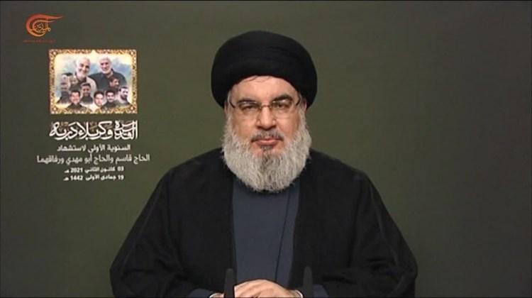 Nasrallah: Hay una preocupación, la región se encuentra en una estado de gran tensión