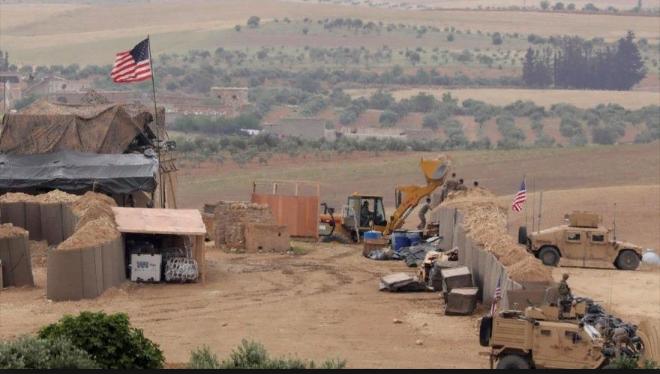 Siria denuncia traslado de terroristas a base estadounidense.