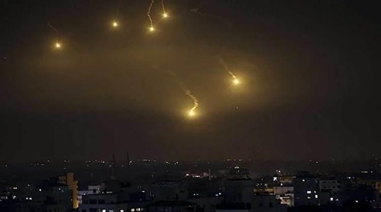 Defensas aéreas sirias repelen agresión israelí al sur de Damasco (Foto: Archivo)