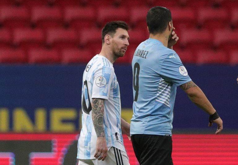 Argentina lista para recibir a Uruguay en eliminatorias