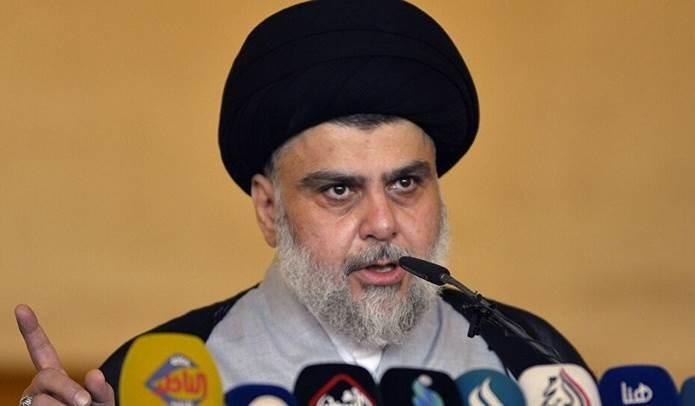 El líder del movimiento sadrista en Iraq, Muqtada al-Sadr.