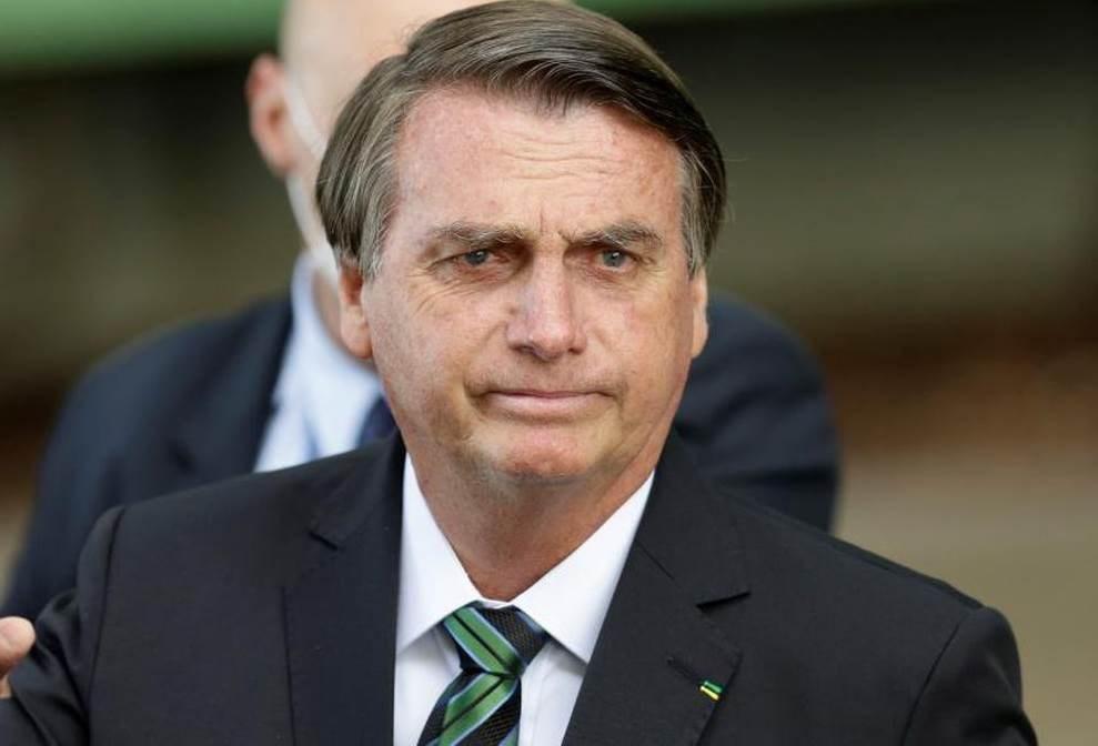 Bolsonaro está