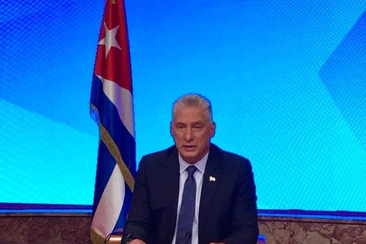 Reunión de Comisión Económica Euroasiática en La Habana