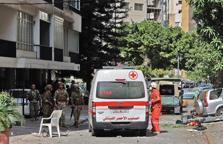 Líbano: 6 mártires y más de 60 heridos después de que francotiradores abrieran fuego en Beirut