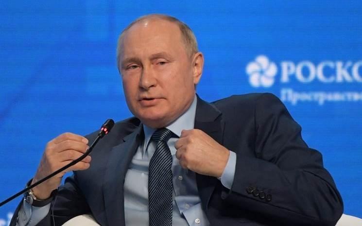 Putin: Combatientes de Siria e Iraq entran en Afganistán