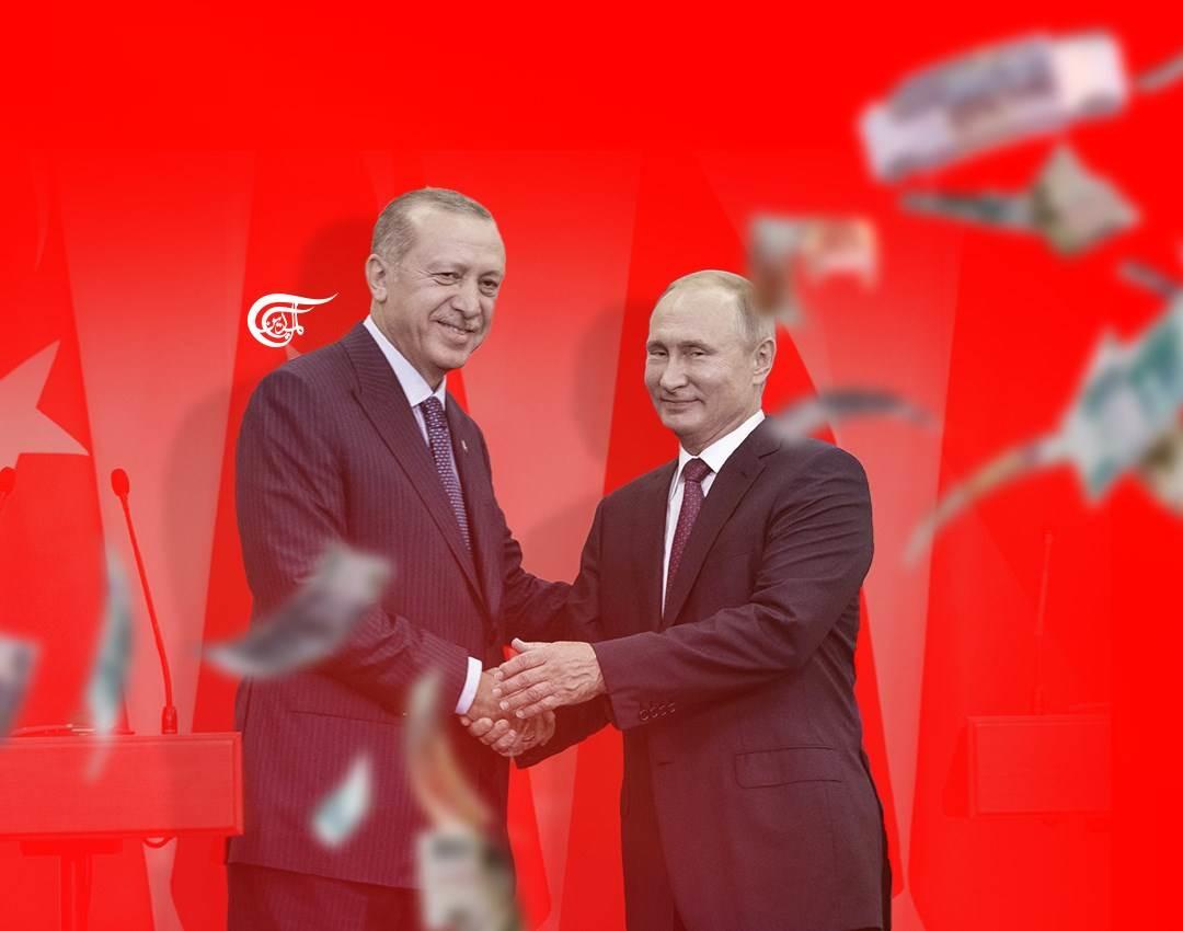 Erdoğan con Putin en Sochi