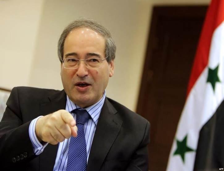 Siria no renunciará a ninguna parte de su territorio