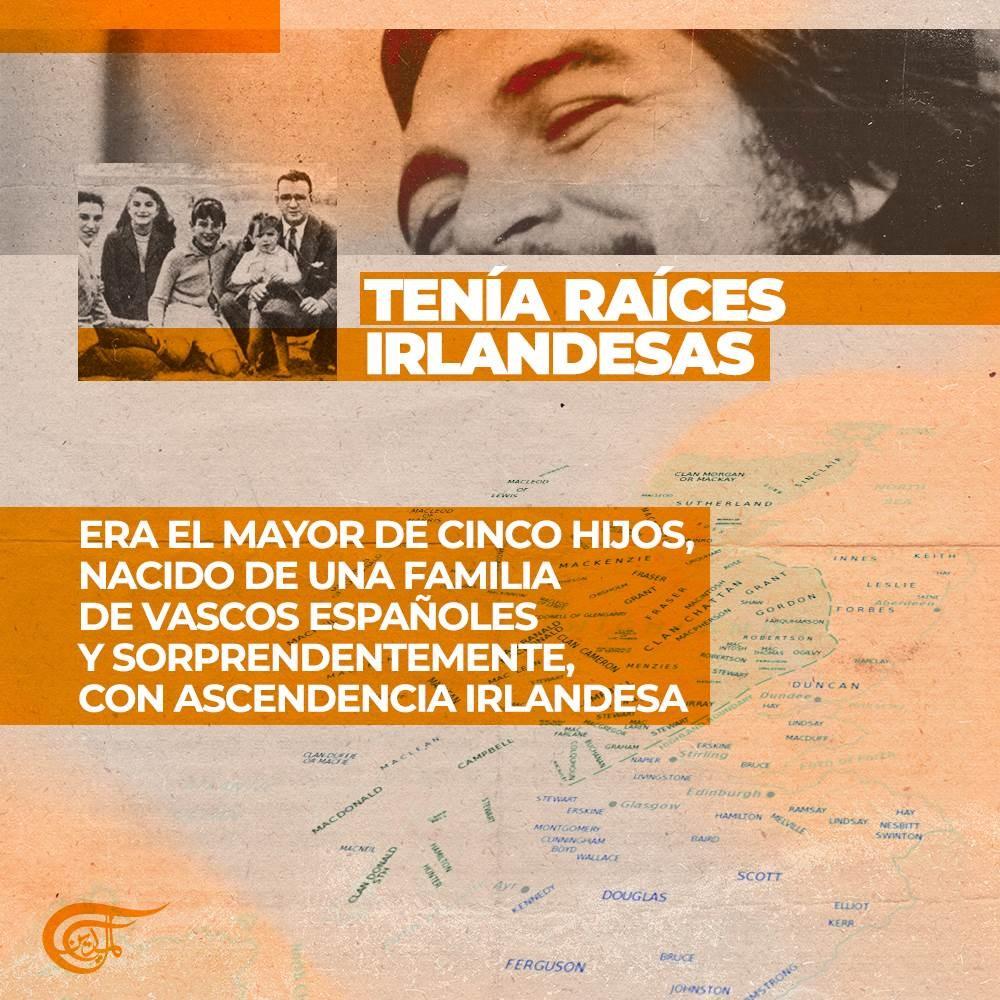 Ernesto Che Guevara, guerrillero del mundo