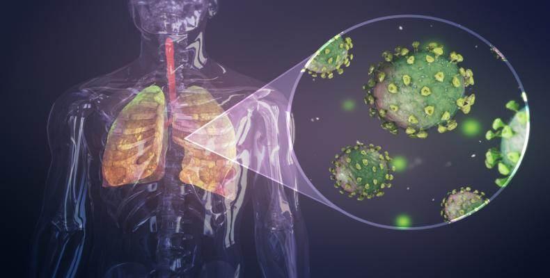 La Covid-19 lesiona pulmones a largo plazo en muchos pacientes recuperados.