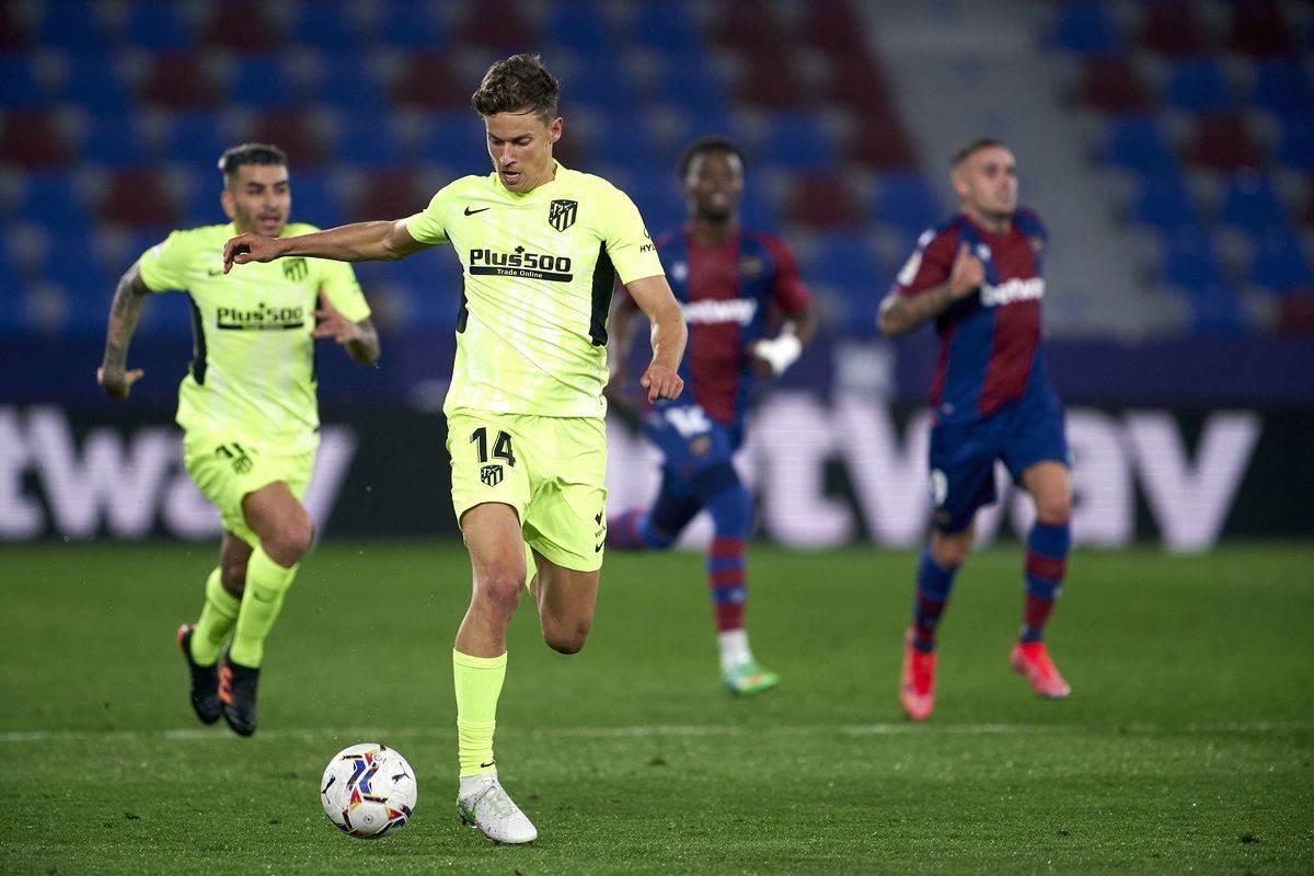 Atlético cede otro empate en Liga española