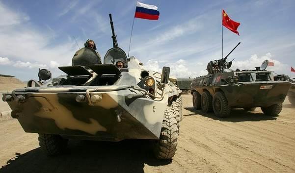 China ofrece a Rusia una alianza militar de carácter oficial.