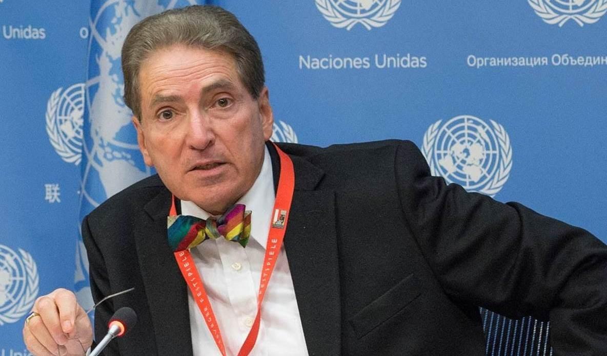 Alfred de Zayas acerca del informe ONU sobre Venezuela: Biden y la UE deben separarse de Juan Guaidó