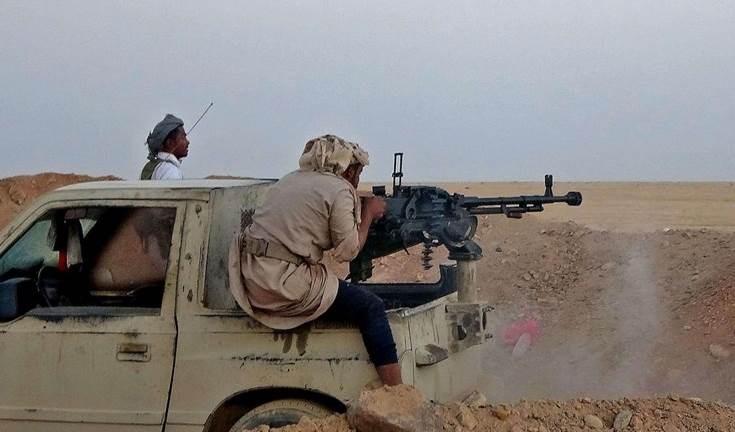 Batalla de Marib es parte del combate por liberación de Yemen