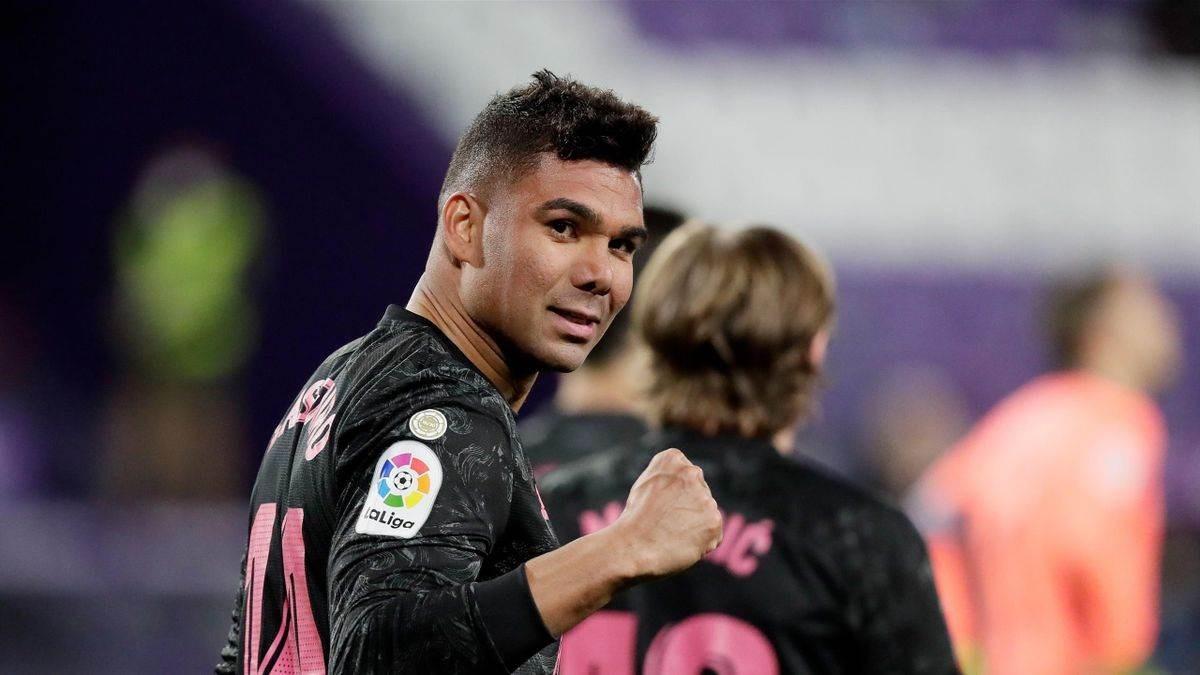 Real Madrid se acerca al Atlético en fútbol de España