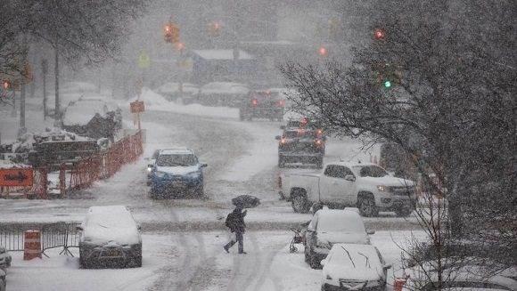 Ola de frío deja 58 muertos en Estados Unidos. Foto: EFE
