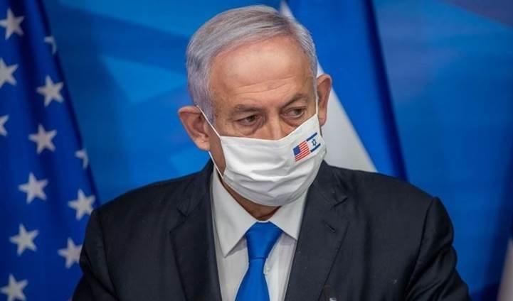 Benjamín Netanyahu, primer ministro israelí.