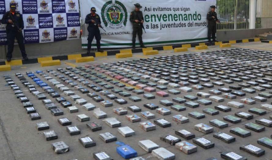 Financial Times advierte sobre producción ilícita de droga en Colombia