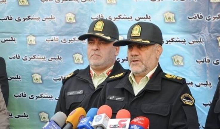 Policía iraní detiene a terrorista antes de llevar a cabo atentado suicida en la capital.
