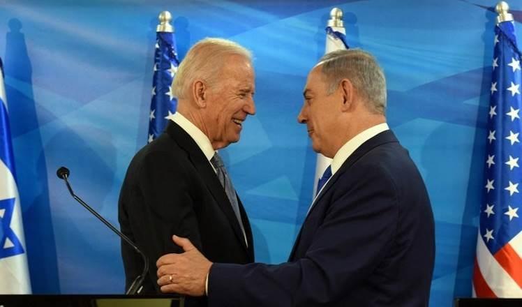 Netanyahu pide a Biden mantener sanciones impuestas a la Corte Penal Internacional.