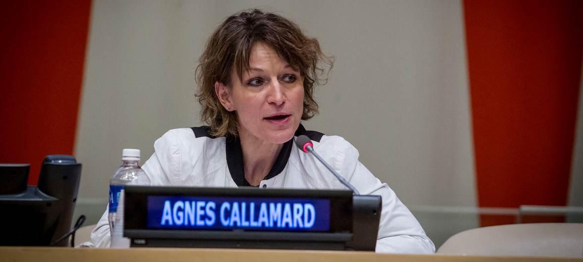 ONU llama a EEUU a tomar acción contra responsables del asesinato de Jamal Khashoggi