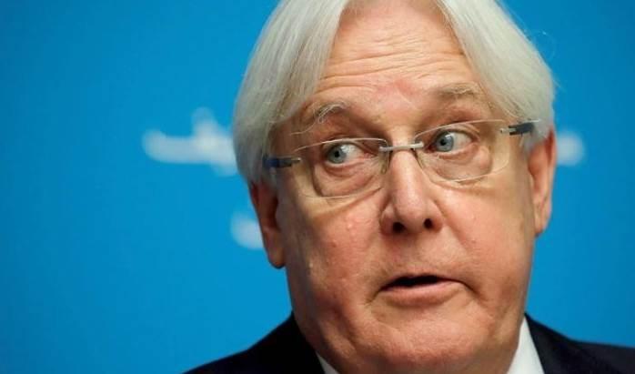 Griffiths visita Irán en busca de solución política para Yemen