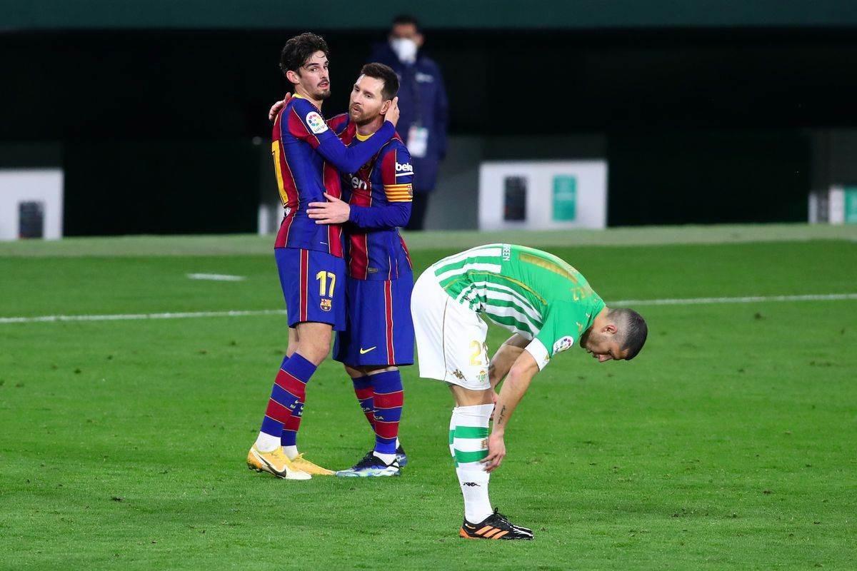 Barcelona recupera segundo escaño en Liga Española de fútbol