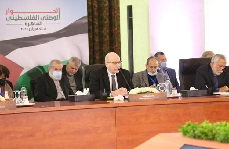 Catorce facciones palestinas participan en el diálogo de El Cairo
