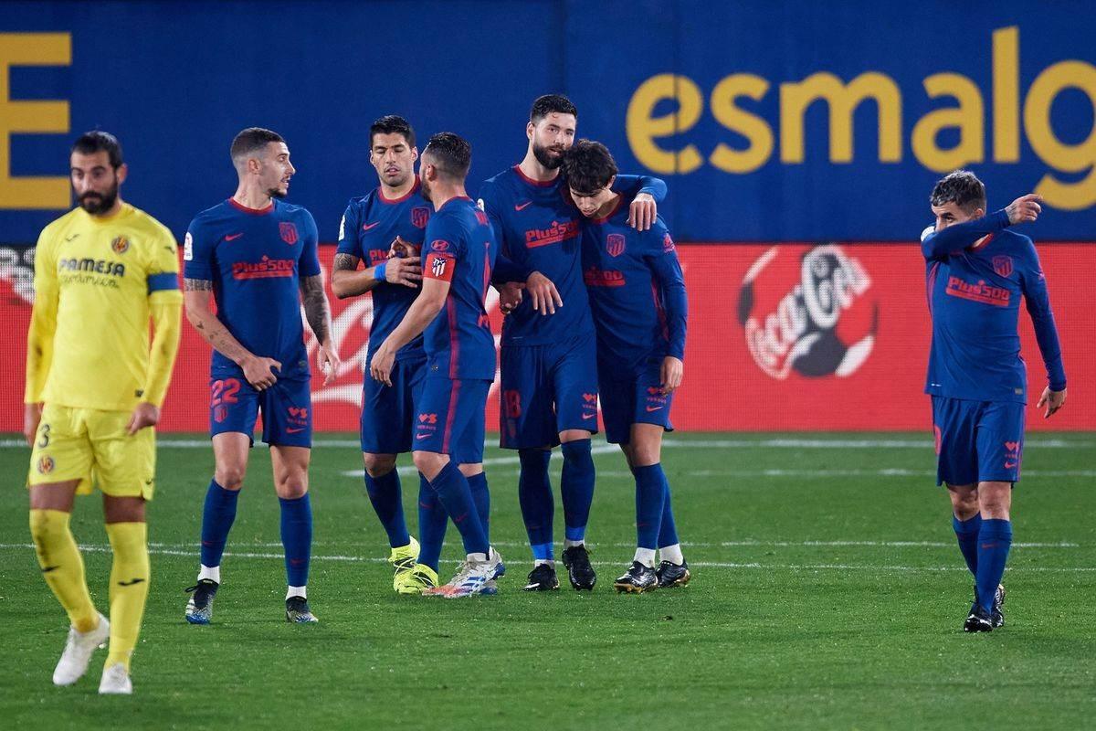 Atlético de Madrid sostiene liderazgo en Liga española de fútbol