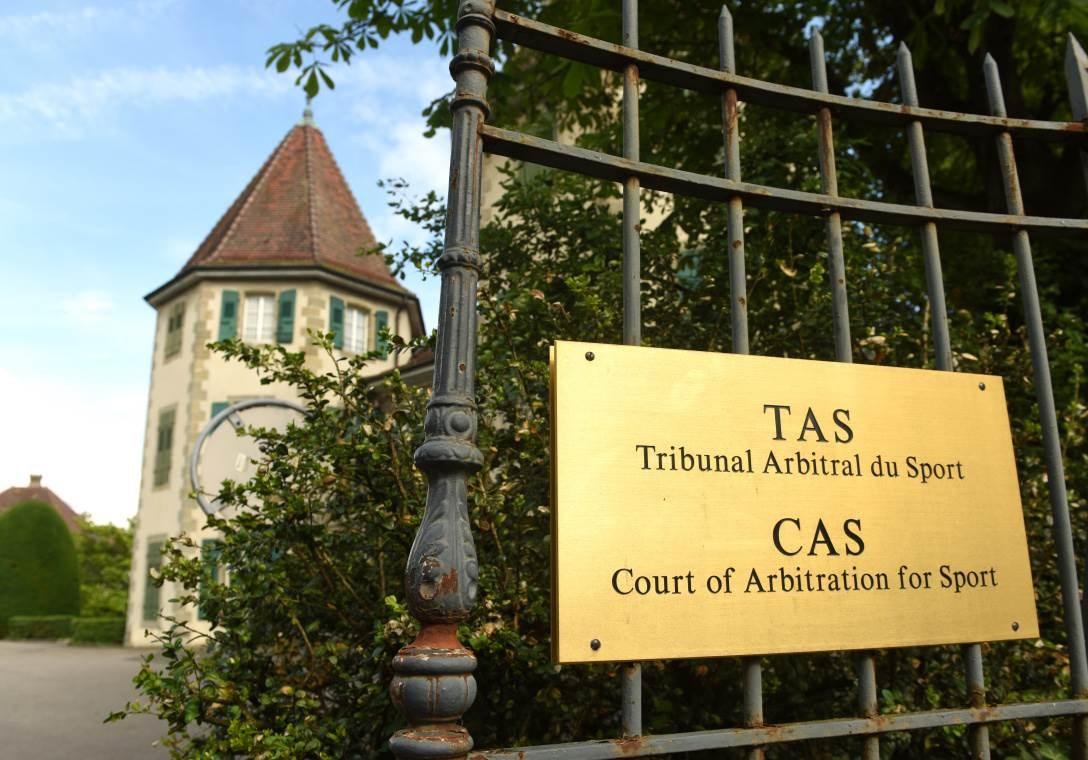 El TAS anula la suspensión