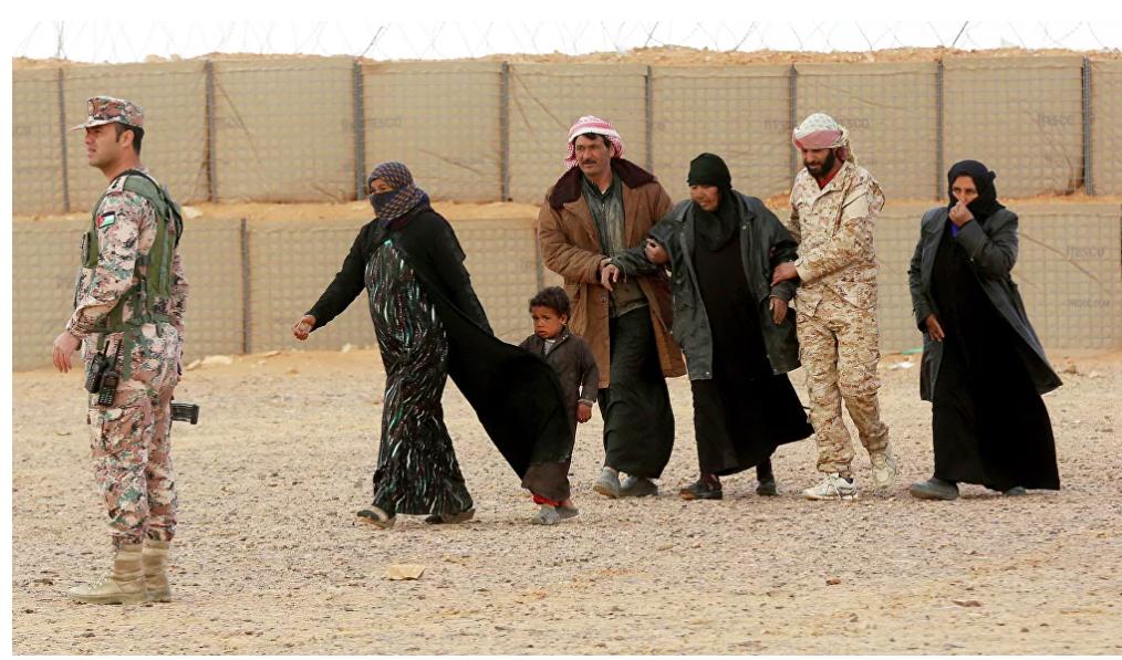 Acusan a Estados Unidos de transferir ayuda humanitaria de la ONU a los terroristas.